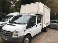 Ford Transit 2.4TDCi Duratorq ( 100PS ) 350L ( DRW ) 6sp cDPF 200 350 LWB