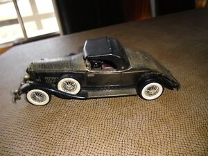 1931 ROLLS ROYCE MADE IN JAPAN. 1960`s die cast car RADIO AM