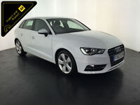 2013 63 AUDI A3 SPORT TDI DIESEL 1 OWNER AUDI SERVICE HISTORY FINANCE PX