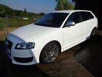 Audi S3 2.0T FSI ( 265ps ) quattro Sportback S Tronic 2010MY Black Edition