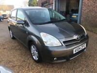 2004 Toyota Verso 1.8 VVT-i T3 - 11 SERVICES STAMPS - DRIVES LIKE A NEW