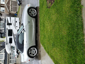 2004 BMW Z4 3.0i Convertible 6 Speed