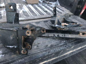 Fisher Plow Mounts came off 2012 RAM 2500