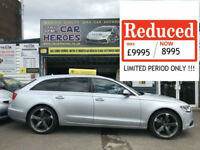 2012 AUDI A6 AVANT 2.0 TDI 177 SE ESTATE ( AA ) BREAKDOWN & WARRANTY PACKAGE INC