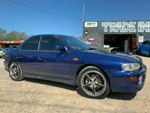*** SUBARU IMPREZA WRX *** FINANCE AVAILABLE *** Slacks Creek Logan Area Preview
