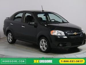 2010 Chevrolet Aveo LT A/C MAGS GR ELECT