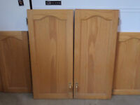 Oak Cabinet Doors -$50 Takes them ALL