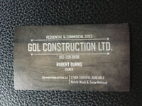 Insulation?  Call GDL Construction.