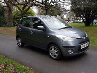 2009 Hyundai i10 1.2 Style air-con,heated seats,£30 tax £2195 **SALE**