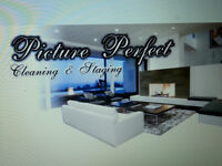 PICTURE PERFECT CLEANING & STAGING IS HIRING!