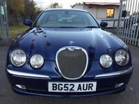 2002 Jaguar S-Type 3.0 V6 SE 4dr