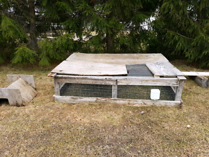 Awesome homemade small pet playpen