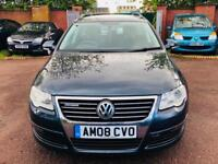 Volkswagen Passat 1.9TDI DPF Tech 2008MY Bluemotion