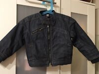 Boy / toddler spring jacket (12-18m)