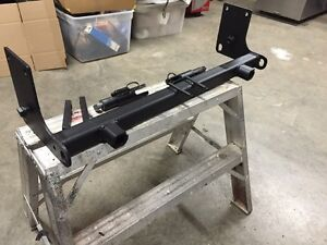 Front Hitch for Jeep Wrangler BX1126 Blue Ox
