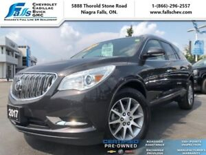 "2017 Buick Enclave Leather  AWD,POWER LIFTGATE,LEATHER,19""ALLOYS"