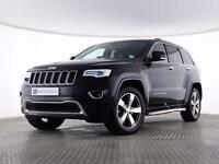 2013 Jeep Grand Cherokee 3.0 CRD Overland Station Wagon 4x4 5dr