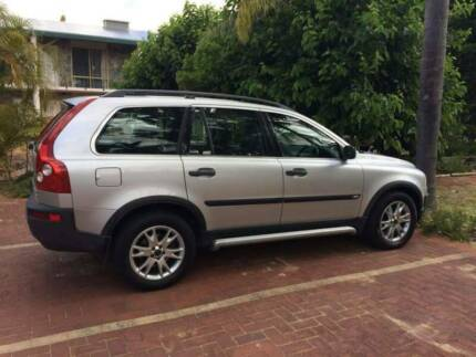 Volvo 2003 Turbo XC90 AWD SUV Middle Park Brisbane South West Preview