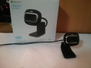 Microsoft LifeCam HD-3000 Webcam