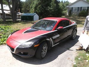 2004 Mazda RX-8 Barrie reduced to $6500