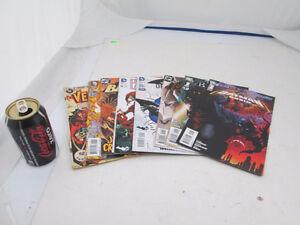 570 - 10 BD comics variés