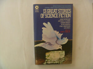 13 Great Stories Of SCIENCE FICTION - 1973 British Paperback