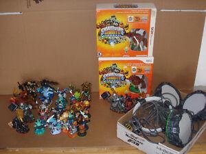 Skylanders Giants Nintendo Wii 3DS Figures XBOX Video Games LOT