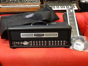 Mint Mesa Boogie Road King II Guitar Amp Head+Pedal+ Covers