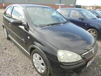Vauxhall Corsa 1.2i 16v SXi 3 door - 2004 54-REG - 11 MONTHS MOT