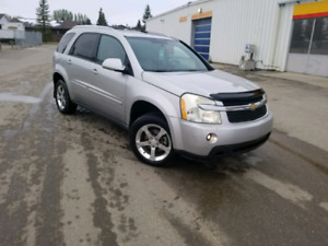 Beautiful, loaded 07 Equinox LT AWD, 30MPG, leather, Sunroof
