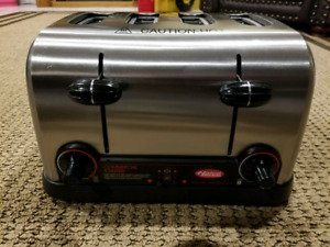 HATCO Commercial 4 Slice Toaster 120Volt