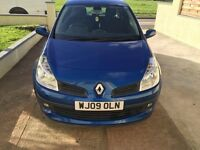 Renault Clio 09 plate 1.5