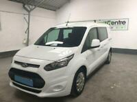 *buy from £38 per week* WHITE FORD TRANSIT CONNECT 1.6 230 DCB 1D 94 BHP DIESEL