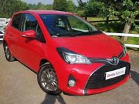 Toyota Yaris Vvt-I Icon Hatchback 1.0 Manual Petrol