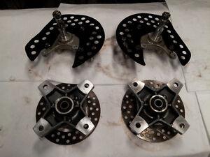 Pieces de moteur de suzuki ltz drz kfx dvx 400 Saint-Hyacinthe Québec image 7