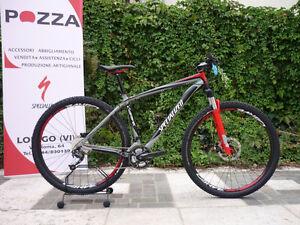 Vélo Montain Bike Hard SPECIALIZED CARVE PRO 29'' 2013 Rock Shox