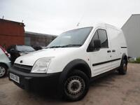 FORD TRANSIT CONNECT T220L 1.8 DIESEL WHITE VAN