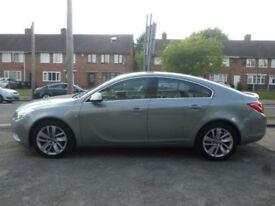 2013 Vauxhall Insignia 2.0CDTi 16v 160ps Nav SRi 5DR 13 REG Diesel Grey