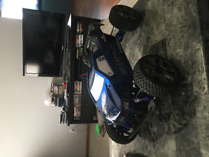 Upgraded traxxas stampede VXL