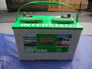 Interstate new Refurbished Deep Cycle Battery