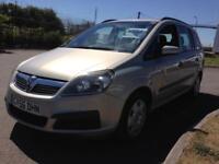 Vauxhall / Opel Zafira 1.6i 16v Life cheap family car