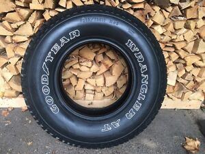 New Good Year  Wrangler AT P235/75R15 tire -1 only