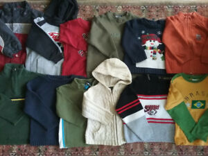 Boys Fall/Winter  Clothes - Size 4T