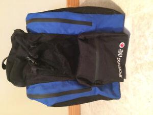 Junior ski boot bag