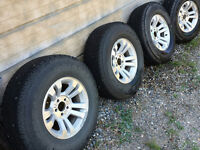 2007 Ranger Rims and Tires