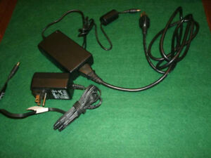 Several A/C Adapters, Power Supplies, Chargers