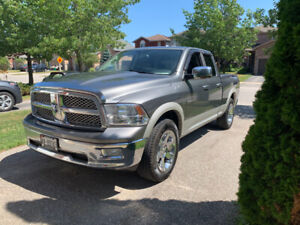 2009 Dodge Power Ram 1500 Laramie Pickup Truck