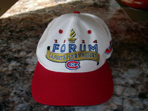 Montreal Forum [Canadiens]Cap