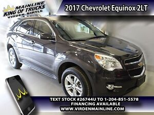 2013 Chevrolet Equinox 2LT  - Leather Seats - $180.72 B/W - Low