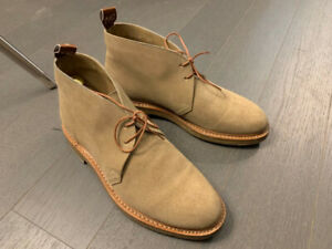 RW WILLIAMS DESERT BOOTS UK7.5 (OR 8)